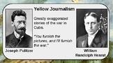 Spanish-American War & Filipino-American War PowerPoint pr
