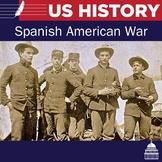 Spanish American War Lesson
