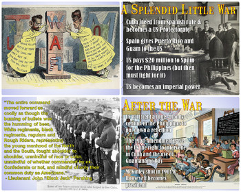 Spanish American War PowerPoint & Guided Notes