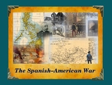 Spanish American War:  Powerpoint/Student Learning Map