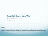 Spanish American War Presentation