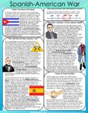 Spanish American War Reading