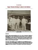 Spanish American War:  Soldier Letter