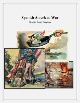 Spanish American War Stimulus Based Questions