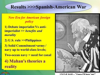 Spanish-American War-The US Becomes a World Power
