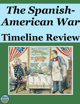 The Spanish-American War Timeline Review