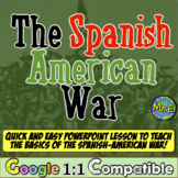 Spanish-American War: US Imperialism, Rough Riders, Puerto Rico, Cuba, & More!