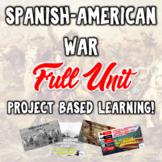 Spanish American War & US Imperialism Unit Bundle