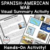 Spanish-American War Visual Summary Activity (Baggies)
