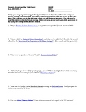 Spanish-American War WebQuest