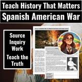 Spanish American War & Yellow Journalism Cooperative Jigsa