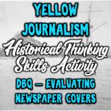 Spanish American War - Historical Thinking Skills DBQ - Student Led Instruction
