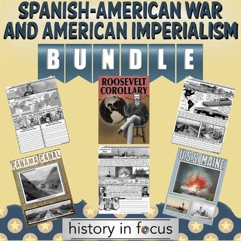 Spanish American War and American Imperialism