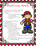 Spanish Reading Graphic Organizers and  Reading Strategy Posters
