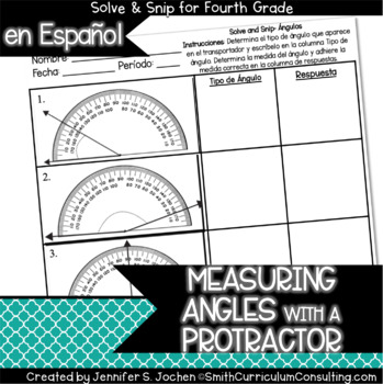 Spanish Angles Solve and Snip