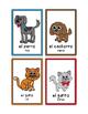 Spanish Animal Flash Cards