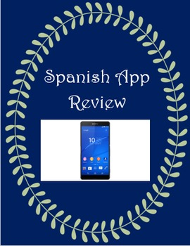 Spanish 1 Activity: Cell phone Spanish App Review