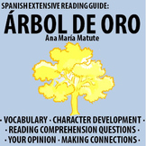 Spanish - Arbol de Oro - Extensive Reading Guide