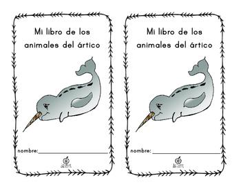 Spanish Arctic Animal Emergent Reader