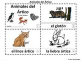 Spanish Arctic Animales 2 Emergent Readers - Animales del Artico