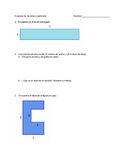 Spanish Area and Perimeter Quiz