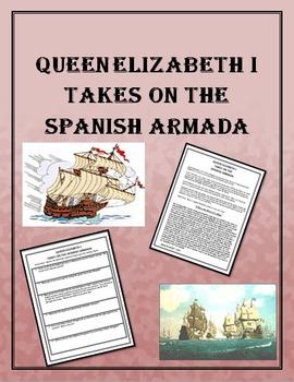 Spanish Armada vs. Queen Elizabeth of England