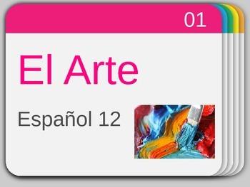 Spanish Art Chapter
