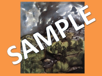 Spanish Art Presentation - El Greco