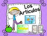 Spanish Articles / Los articulos