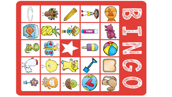 Spanish Articulation Bingo: /p/; Spanish Articulation Therapy
