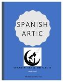 Spanish Articulation Initial D