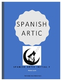 Spanish Articulation Initial F Sheet