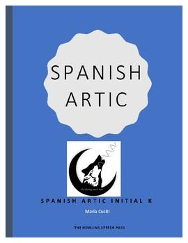Spanish Articulation Initial K