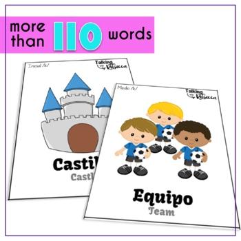 Spanish Articulation K words