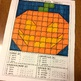Spanish Articulation Mystery Puzzles - Halloween Edition