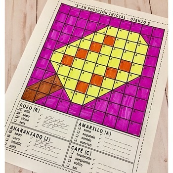Spanish Articulation Mystery Puzzles - Summer