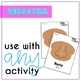 Spanish Speech Therapy Articulation S Cards for All Word Positions