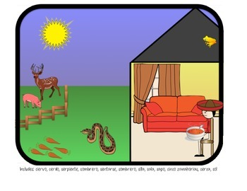 Spanish Articulation Scene Initial /S/ for Sentences and Phrases