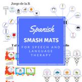 Spanish Articulation Smash Mats