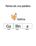 Spanish Articulation Visual for Parents