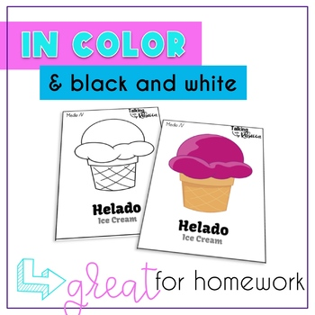 Spanish Speech Therapy Articulation L Cards for All Word Positions