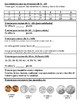 Spanish Assessment sheet for parent/teacher conferences