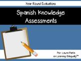 Spanish Assessments