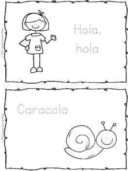 Spanish Attention Grabbers {Mini books} ESPAÑOL