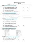 Spanish Authentic Listening Activities for House level 1 or 2