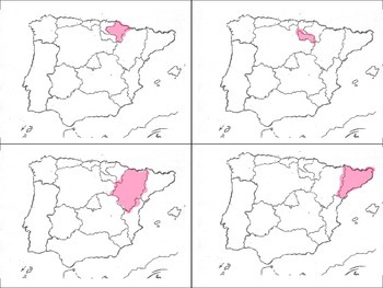 Spanish Autonomous Communities Memory