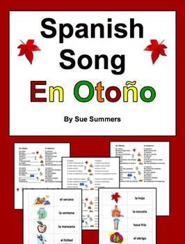 Spanish Autumn Song - Canción del Otoño
