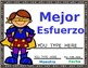 End of Year Awards in Spanish:  EDITABLE End of the Year Awards