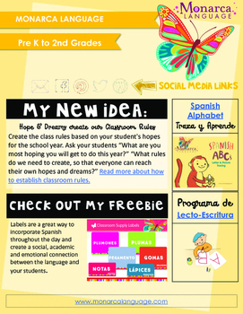 ELEMENTARY SPANISH Library 2016- Tips and Free Resources