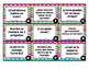 Spanish Back to School Task Cards Scoot (Regreso a clases)